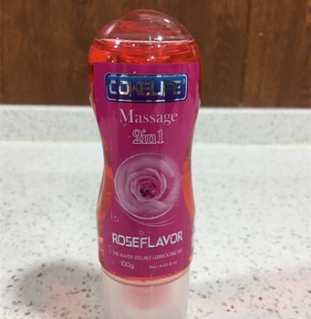 Rose Fragrance Oral Sex Gel / Excellent Personal Lubricant