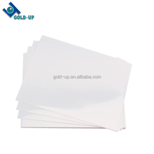 custom size waterproof PET inkjet film for positive screen printing
