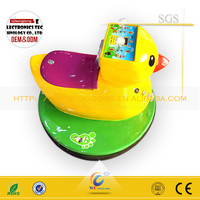 Turkey Top selling New Style outdoor battery coin operated kids bumper car