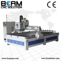 China biggest manufacturer supplies Woodworking cnc router / Artware engraving machine / advertising board covring machine
