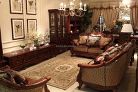 Oriental royal palace natural wool antique carpet for sale