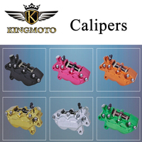 KINGMOTO 20151222AY Motorcycle spare parts dirt bike CNC brake calipers atv brake caliper cheap brake calipers