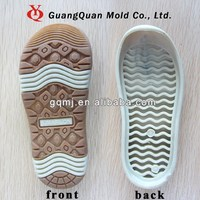 PVC shoe sole mould, PVC outsole mould,PVC shoe sole moulding machine