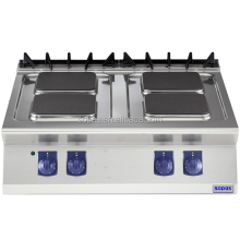 sopas Cooking Appliance 900 series Commercial Electric Range 4 square hot plate