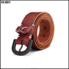 China Factory Fancy Belts Genuine Leather for belt making / belt genuine leather / leather belt buyers