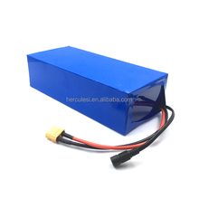 36V 12AH Li-Ion 10S6P 18650 Lithium Battery Pack For E Bike Scooter Citycoco