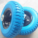 polyurethane material wheelbarrow airless wheel 2.50-4