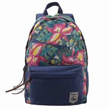 YoungMax girl custom canvas backpack