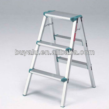 Aluminium alloy ladder