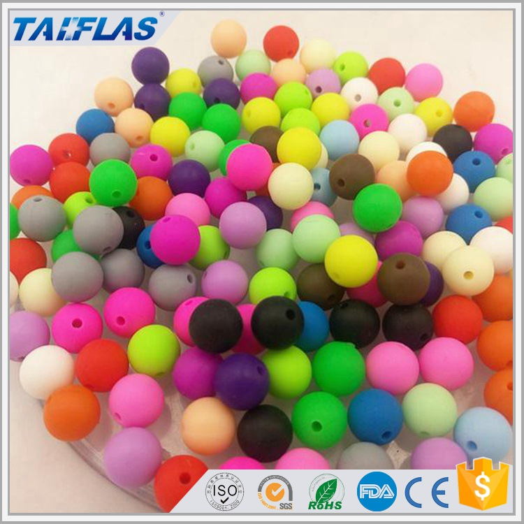 colorful & soft silicone rubber ball