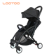 2018 new models lowest price luxury aluminium lightweight portable push foldable baby stroller for travel