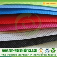 100% PP spunbond nonwoven fabric 13 product lines factory