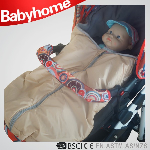 baby envelope duck down sleeping bag baby liner for winter weather