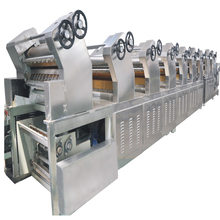 industrial vertical fried instant noodle production line factory price
