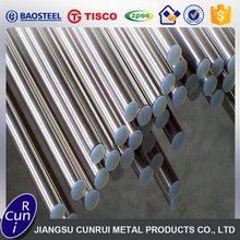 316LVM ASTM F138+ ISO 5832 stainless steel round Rod round bar for surgical and medical application