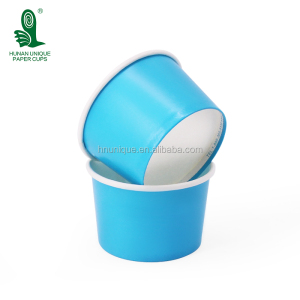 Online Hot sale 6 oz 12 oz 16 oz Paper Ice Cream Cups