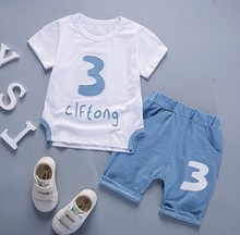 Summer boutique stylish casual outfits wholesale hot cotton kids wear children's clothes sets,baby clothes sets