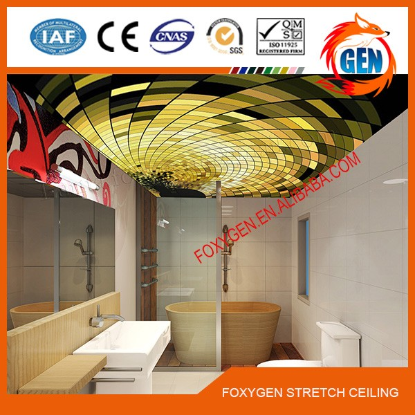 3d wall tiles 3d wall deco stretch ceiling film price stretch ceiling