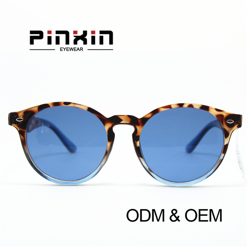 Pinxin(China) Factory Cheap Price New Style Custom Clubmaster Eyewear