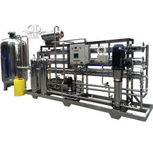 12T per hour RO water plant, RO water treatment system With dosing device and raw water tank