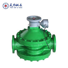 oval gear flow meter/flow instrumentation/oil field flow meter