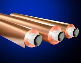 8um thickness copper foil for Lithium battery