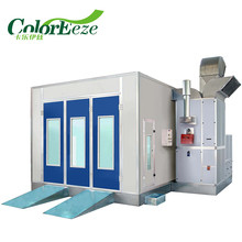 KX-SP3200B Auto Mobile Painting Spray Booth Oven For Sale