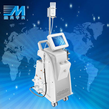 MY-H500 5 in 1 microdermabrasion machine/diamond peeling machine/oxygen spray gun
