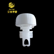 Customized size and color bottle screw cap spout rubber cap for screw