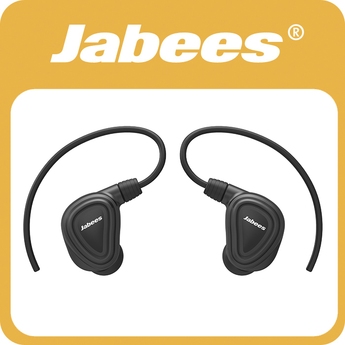 Jabees High quality True stereo TWS earphone Outdoor wireless earbuds Bluetooth headphones with noise cancellation