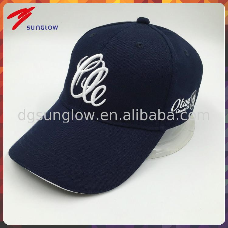 High quality long duration time unique baseball caps supplier