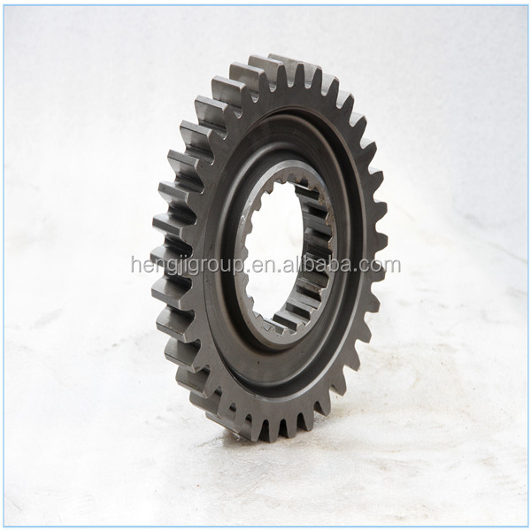Chinese Factory Oem Road Roller Gear For Shantui Machinery