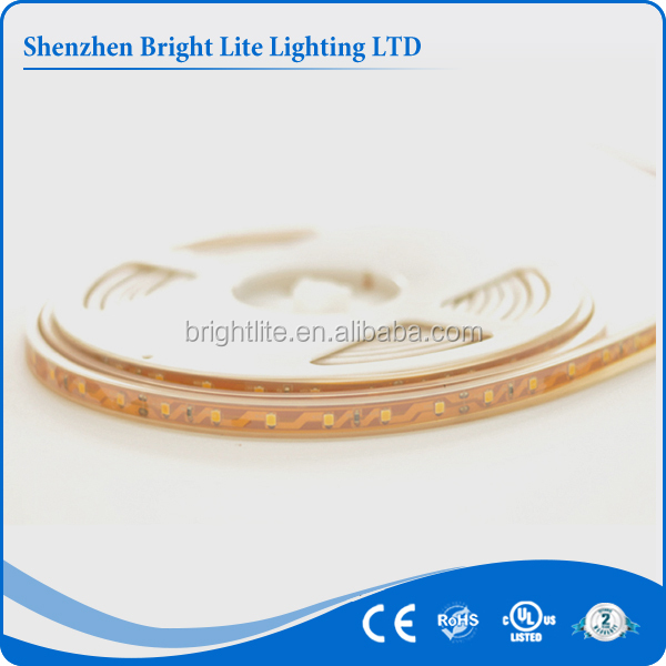 2017 Best sellers high quality SMD3528 IP68 Natural White 120led ce rohs led light strip