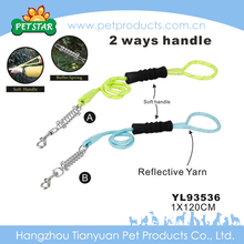 Cheap Promotional Retractable Dog Collar Leash