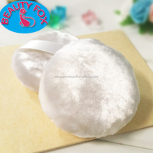Top-grade Beauty Pearlescent Cosmetic Cotton Velboa Puff Makeup Tools Talc Powder Puff
