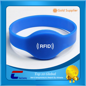 Unique product to buy id band new stylish HF passive wearable cheap smart nfc wristbands