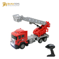 2.4G 1:24 scale remote control fire engine rc fire truck