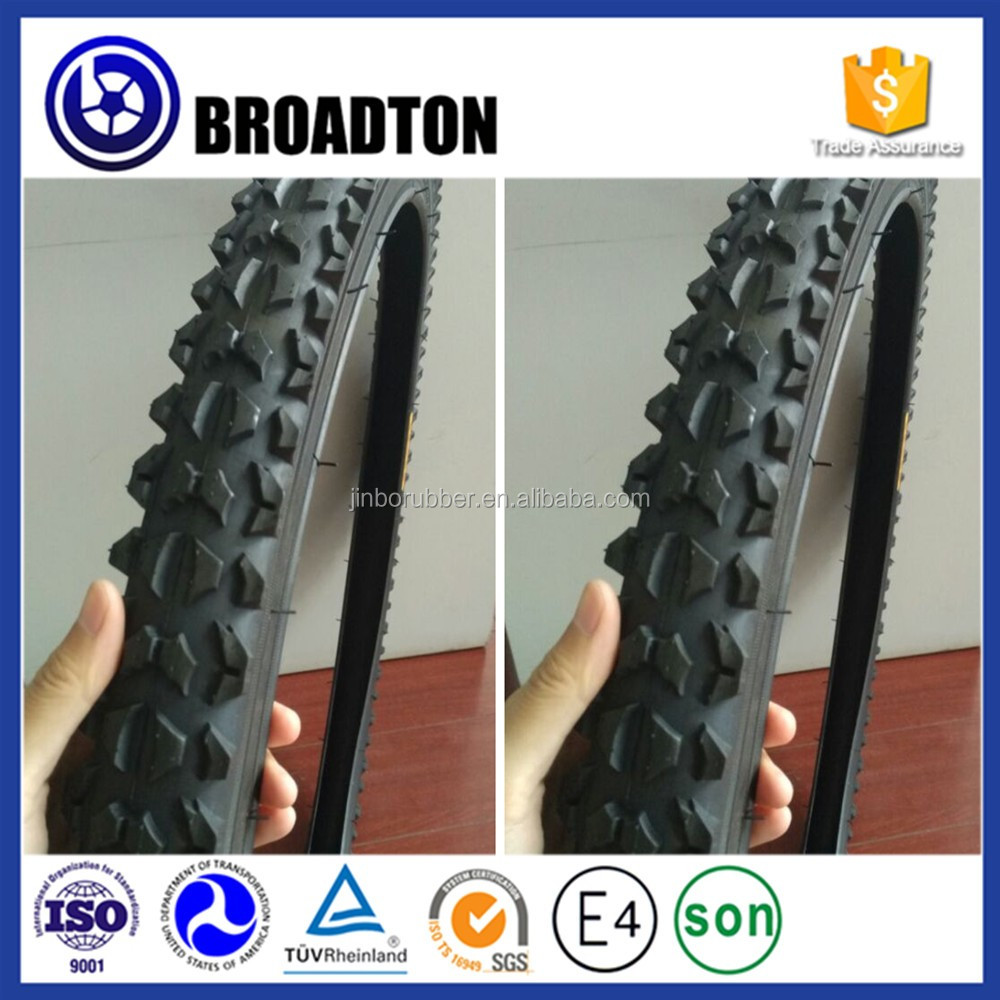 Superior quality bicycle tyre and tube