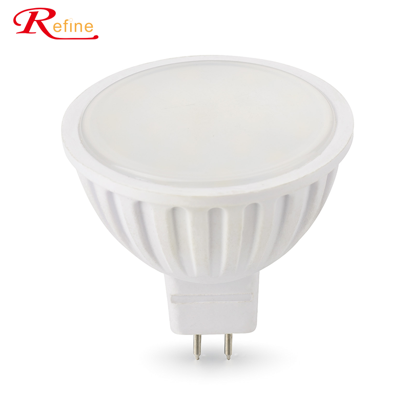 High Power gu10 2.5w mr16 led lamp 220-240v led bulb spotlight