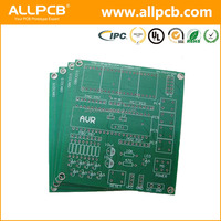 double sided 94vo printed circuit board manufacturing