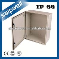 FIBER REINFORCED POLYESTER WITH GLASS DISTRIBUTION BOARD PVC BOX