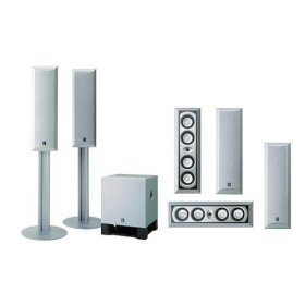 Yamaha Ns-Fp9500 Slim Line 6. 1-Channel Speaker Package