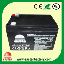 battery 6-fm-12 12v 12ah 20hr for e-bike,scooter