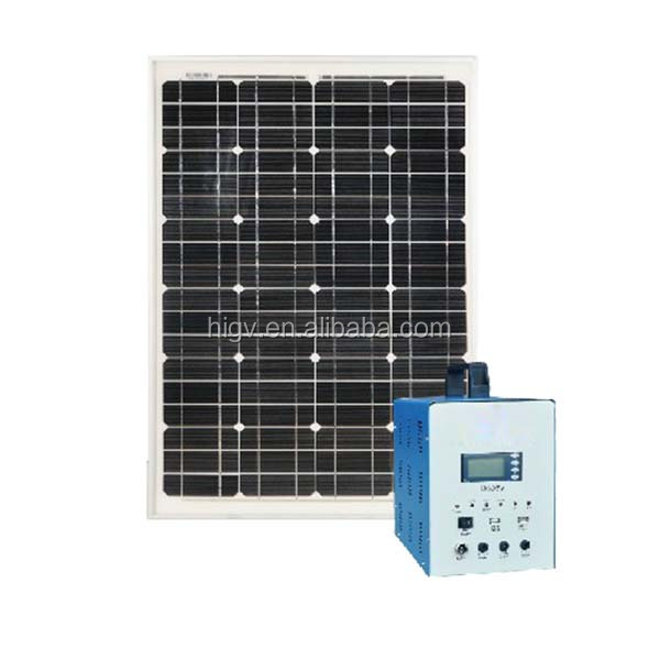 50WP solar power equipmentwhole house solar power systemMobile Home Solar Panel System