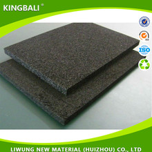 High density expanded pe foam sheet with adhesive