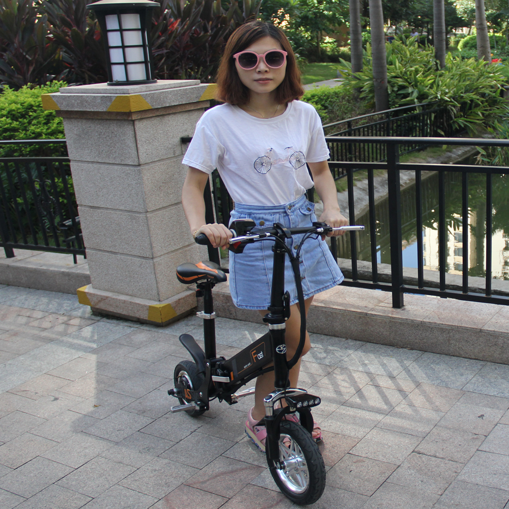 Hot product Folding Electric Bike go Cycle for sale