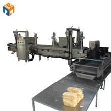 weifang made potato chips frying machine,frozen french fries production line
