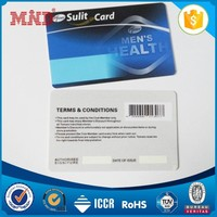 MDC0213 plastic cards manufacturer hard plastic business cards wholesale