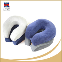 Luxurious Soft Nap Mobile Phone Bag Travel Neck pillow