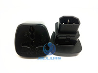 iec320 C14 standards for power transformers universal socket to iec power plug adapter with safety shutter CE
